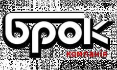 Логотип - БРОК, рекламна компанія