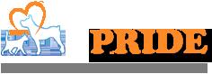 Логотип - Ветеринарна клініка Прайд