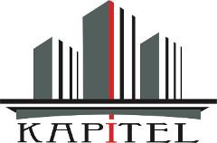 Логотип - Капітель - професійний ремонт квартир, офісів та інших комерційних об'єктів