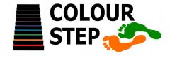 Логотип - Colour Step - виготовлення, продаж, встановлення сходів, металоконструкцій