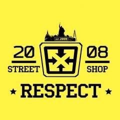 Логотип - Respect Shop Lviv