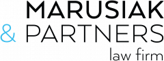 Логотип - Юридична фірма «Марусяк і Партнери»