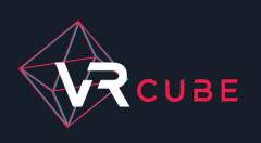 Логотип - Клуб віртуальної реальності VR Cube
