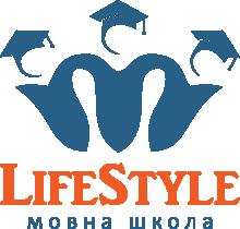 Логотип - Мовна школа LIFESTYLE  -  курси іноземних мов у Львові