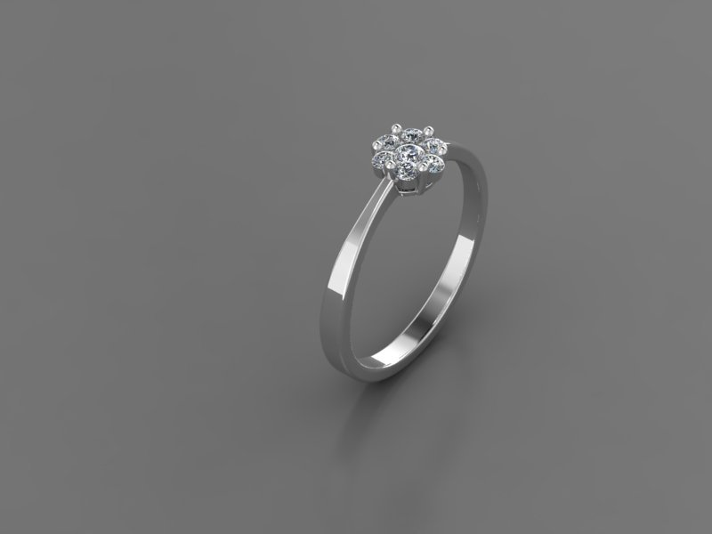 Ювелірні вироби з діамантами на замовлення, фото-6