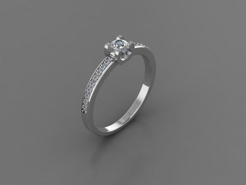 Ювелірні вироби з діамантами на замовлення, фото-8