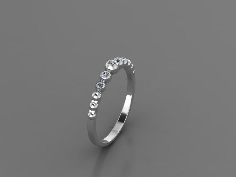 Ювелірні вироби з діамантами на замовлення, фото-9