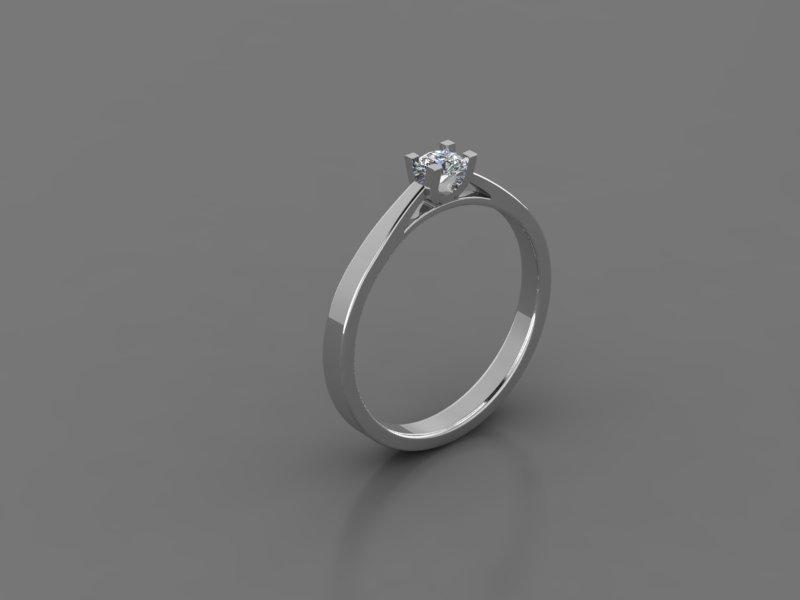 Ювелірні вироби з діамантами на замовлення, фото-10