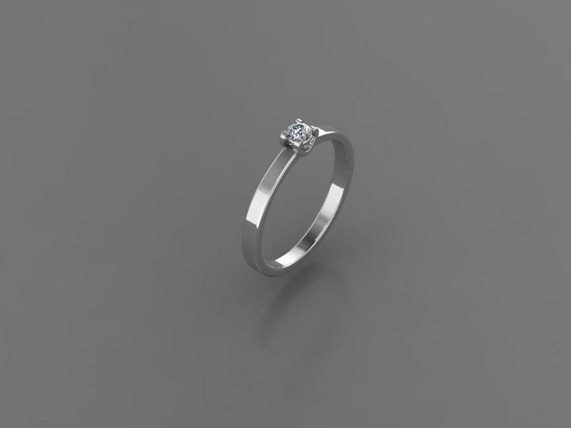 Ювелірні вироби з діамантами на замовлення, фото-12
