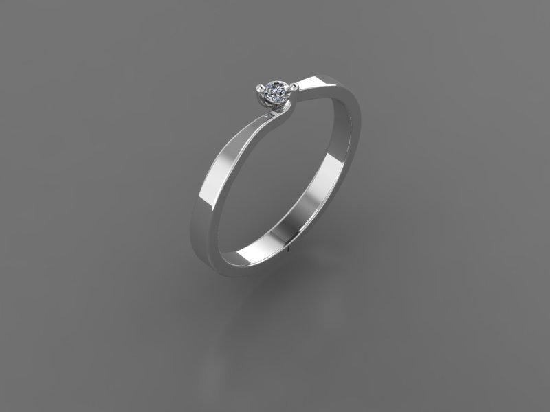 Ювелірні вироби з діамантами на замовлення, фото-18