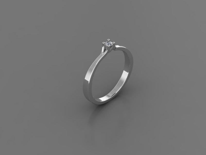 Ювелірні вироби з діамантами на замовлення, фото-19