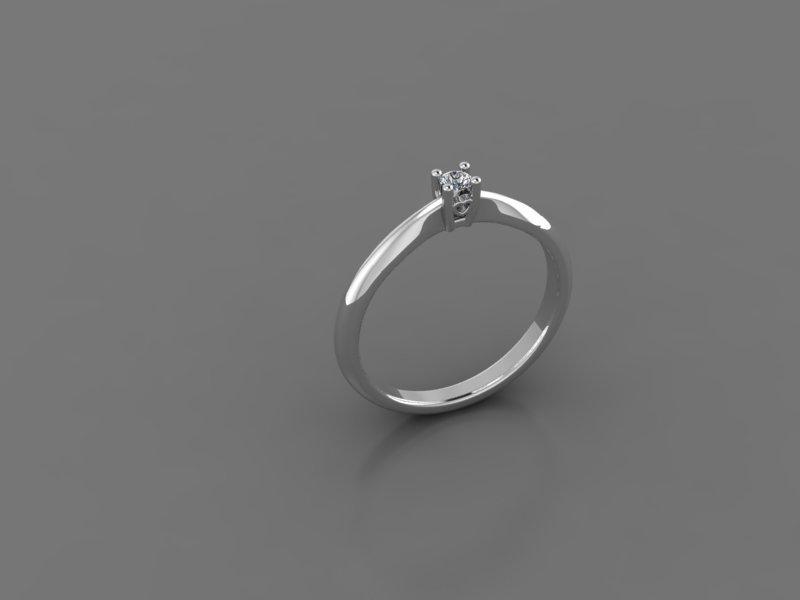 Ювелірні вироби з діамантами на замовлення, фото-21