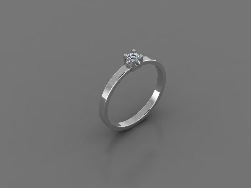Ювелірні вироби з діамантами на замовлення, фото-22