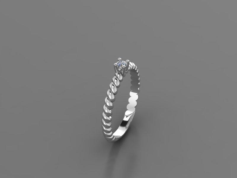 Ювелірні вироби з діамантами на замовлення, фото-24