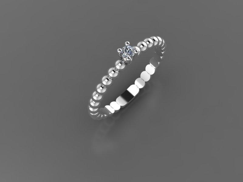 Ювелірні вироби з діамантами на замовлення, фото-25