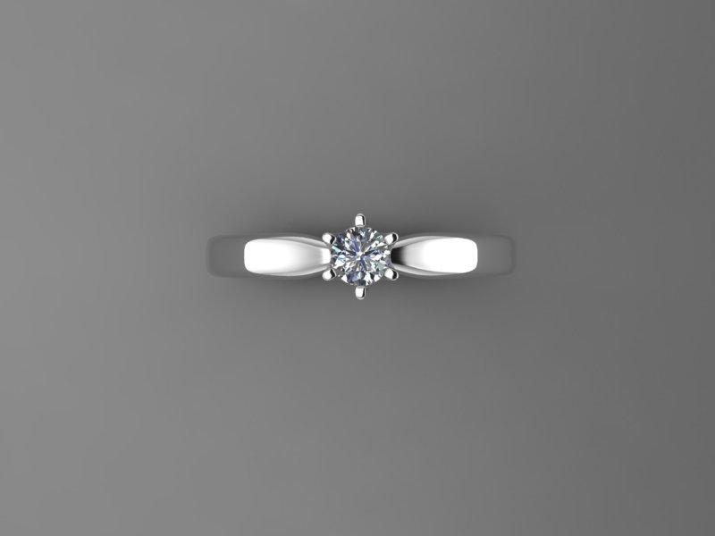 Ювелірні вироби з діамантами на замовлення, фото-26