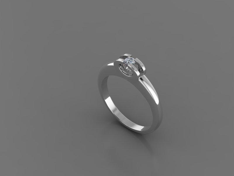 Ювелірні вироби з діамантами на замовлення, фото-28