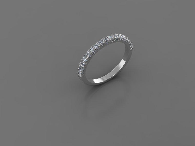 Ювелірні вироби з діамантами на замовлення, фото-31