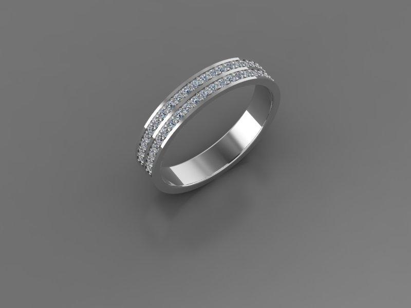 Ювелірні вироби з діамантами на замовлення, фото-32