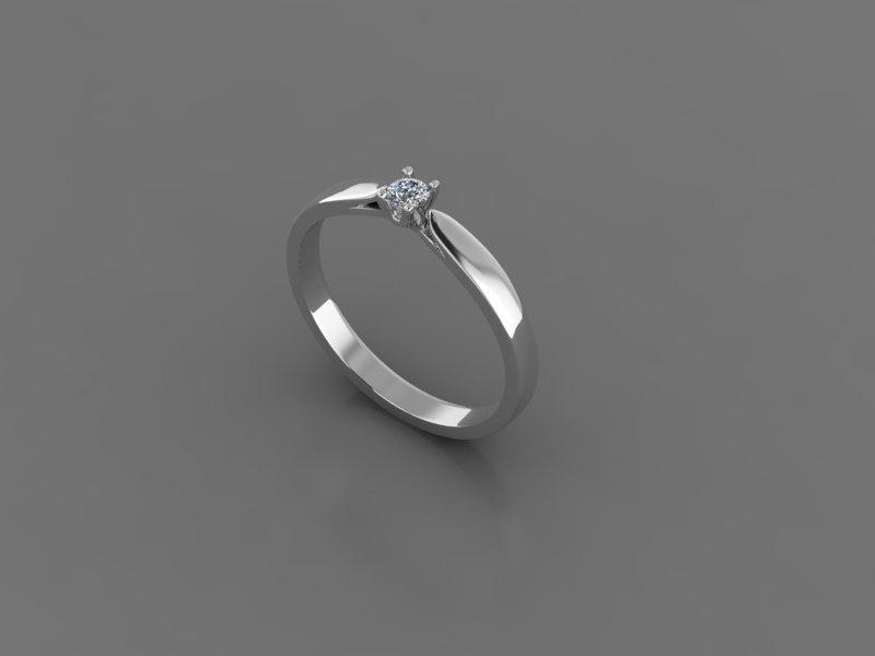 Ювелірні вироби з діамантами на замовлення, фото-33