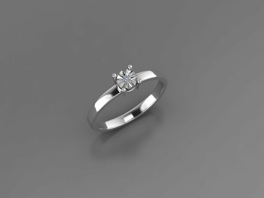 Ювелірні вироби з діамантами на замовлення, фото-36