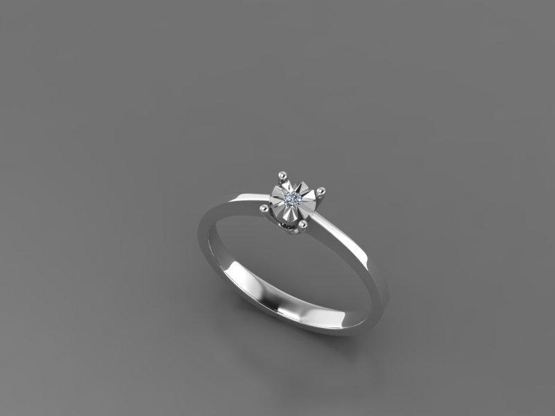 Ювелірні вироби з діамантами на замовлення, фото-38