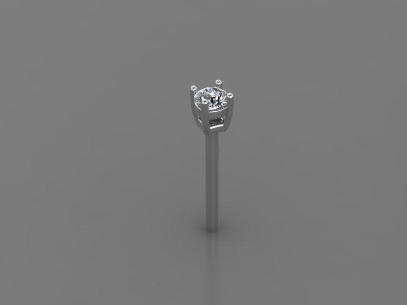 Ювелірні вироби з діамантами на замовлення, фото-43