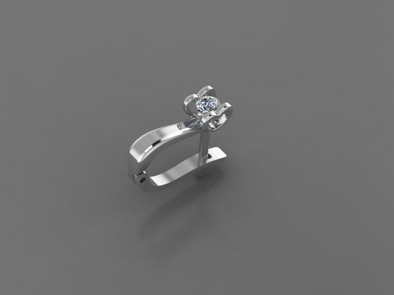 Ювелірні вироби з діамантами на замовлення, фото-42