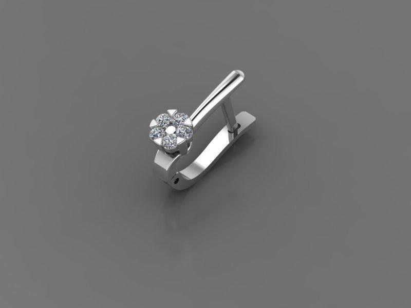 Ювелірні вироби з діамантами на замовлення, фото-40