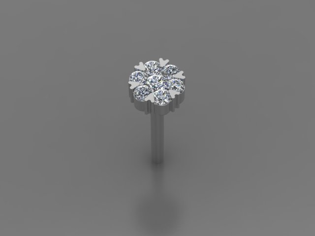 Ювелірні вироби з діамантами на замовлення, фото-45