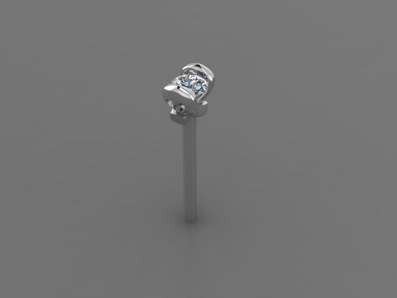 Ювелірні вироби з діамантами на замовлення, фото-46