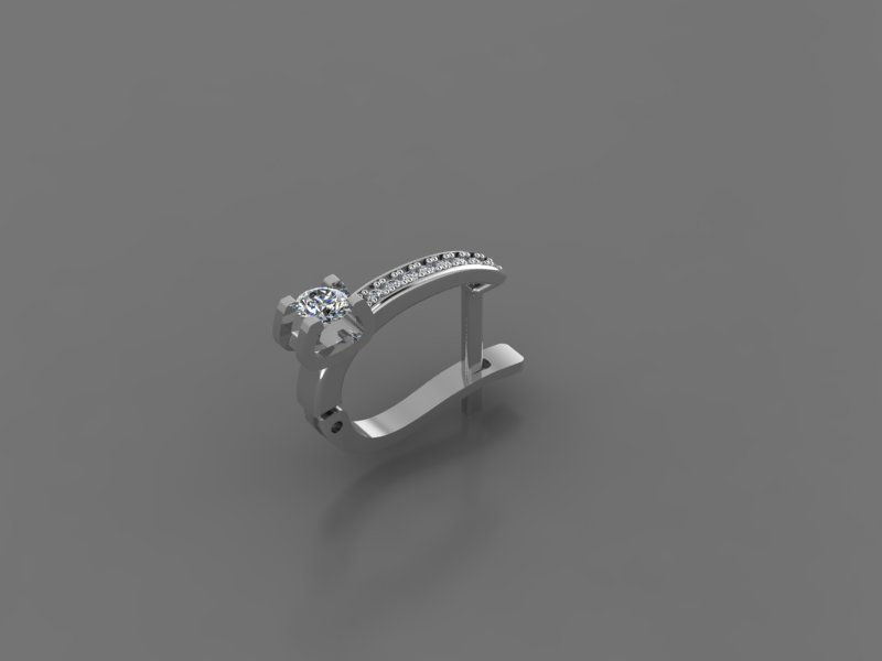Ювелірні вироби з діамантами на замовлення, фото-47