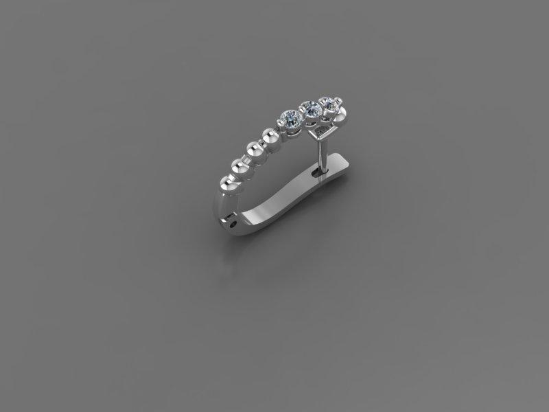 Ювелірні вироби з діамантами на замовлення, фото-48