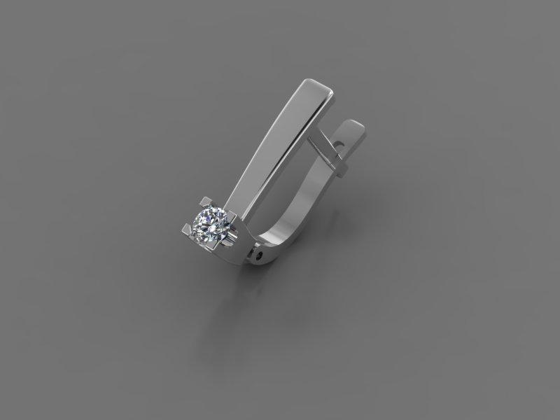 Ювелірні вироби з діамантами на замовлення, фото-58
