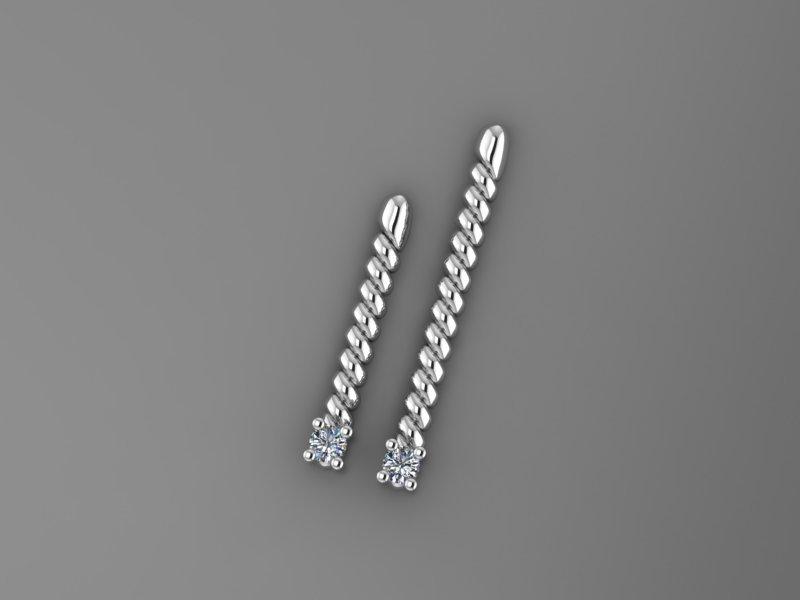 Ювелірні вироби з діамантами на замовлення, фото-59
