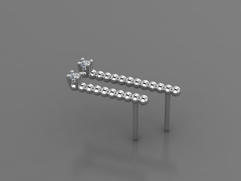 Ювелірні вироби з діамантами на замовлення, фото-60