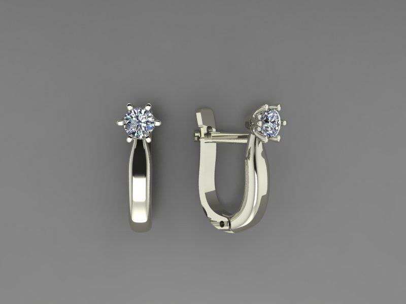 Ювелірні вироби з діамантами на замовлення, фото-61
