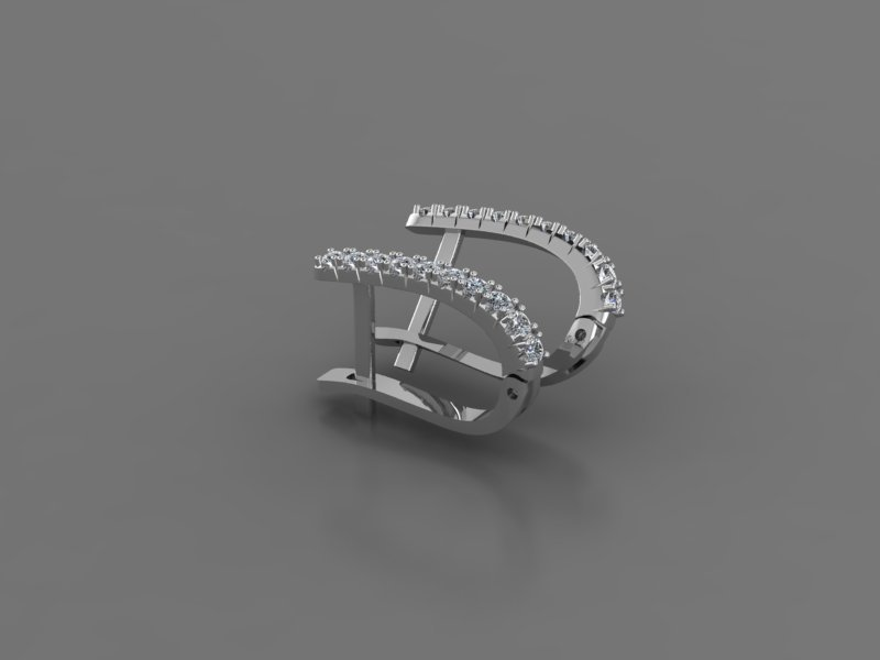 Ювелірні вироби з діамантами на замовлення, фото-64