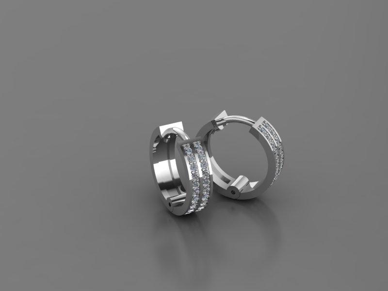 Ювелірні вироби з діамантами на замовлення, фото-65