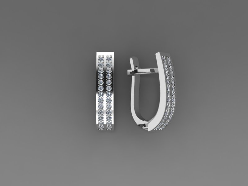Ювелірні вироби з діамантами на замовлення, фото-66