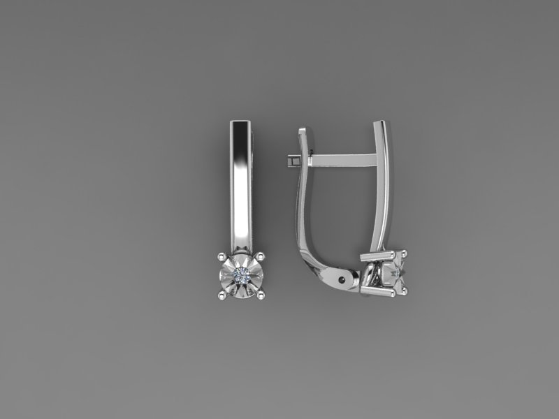 Ювелірні вироби з діамантами на замовлення, фото-74