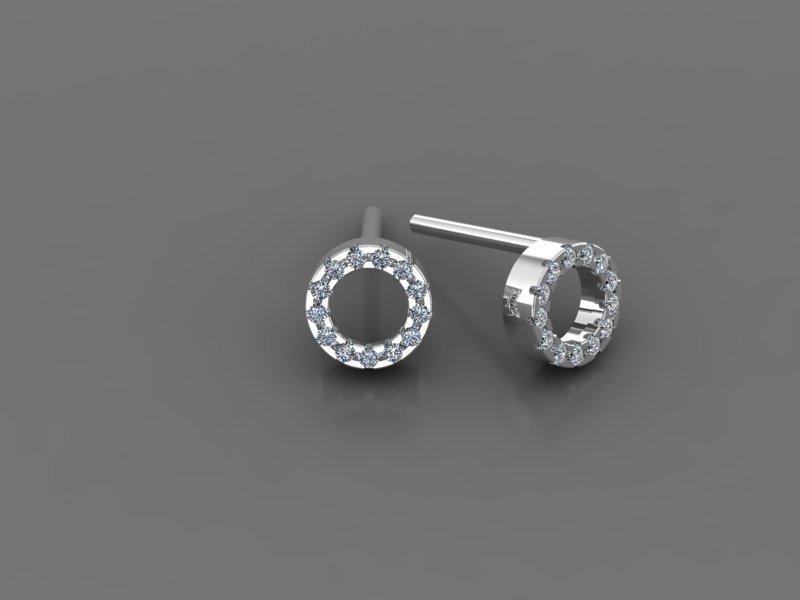 Ювелірні вироби з діамантами на замовлення, фото-75