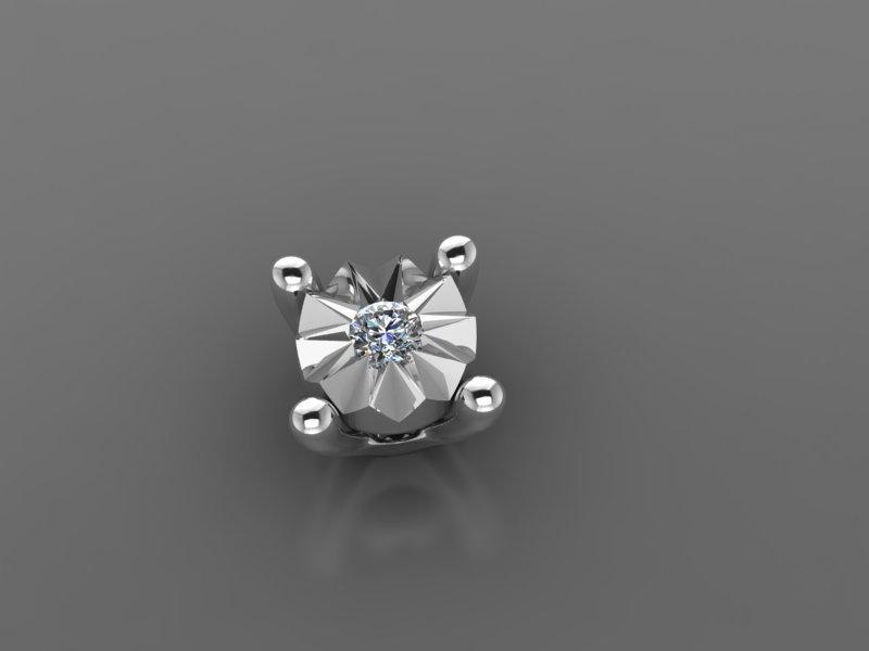 Ювелірні вироби з діамантами на замовлення, фото-76