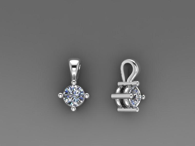 Ювелірні вироби з діамантами на замовлення, фото-77