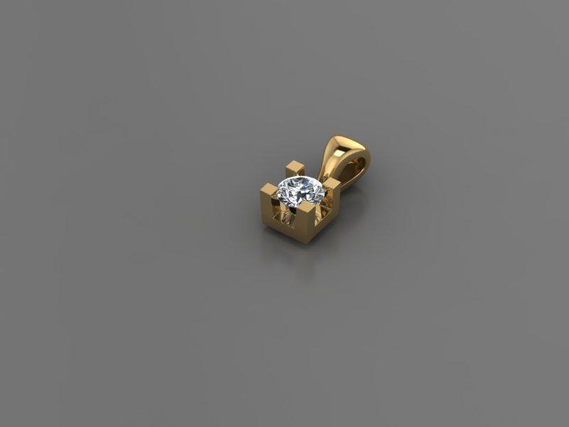 Ювелірні вироби з діамантами на замовлення, фото-82