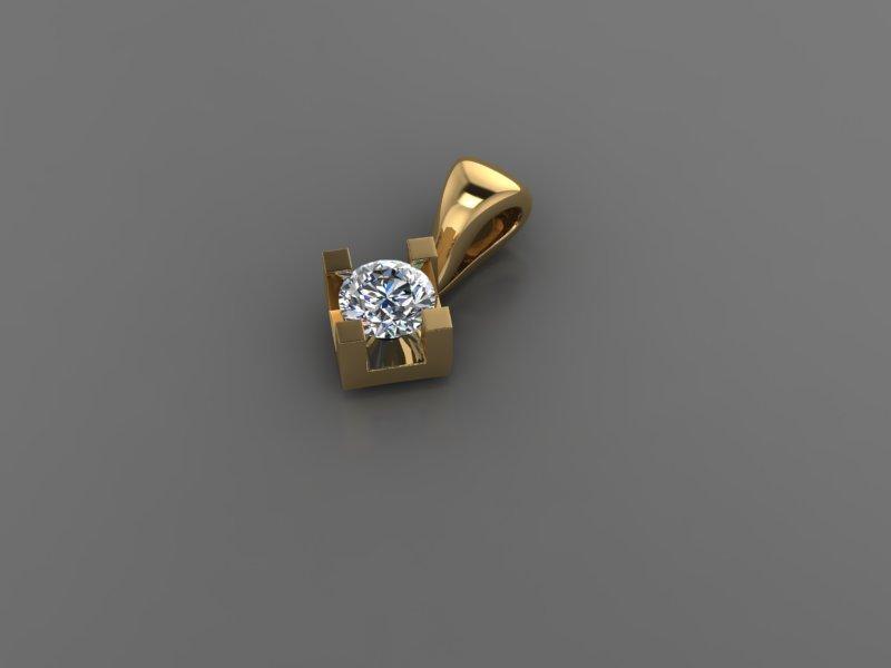 Ювелірні вироби з діамантами на замовлення, фото-83