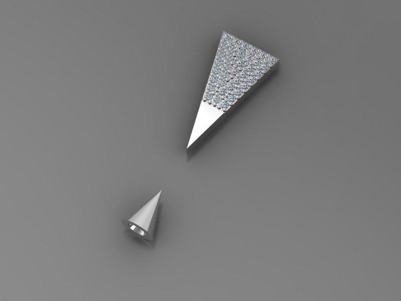 Ювелірні вироби з діамантами на замовлення, фото-87