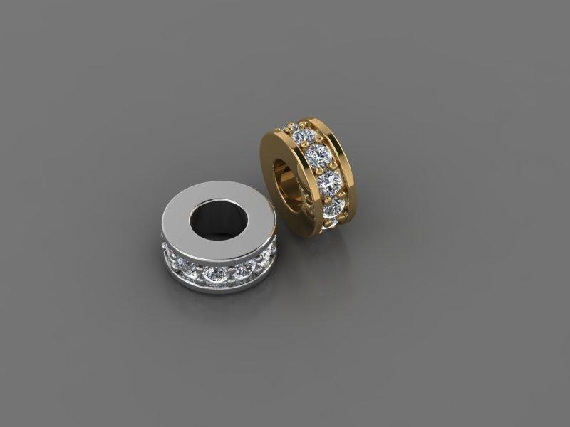 Ювелірні вироби з діамантами на замовлення, фото-88