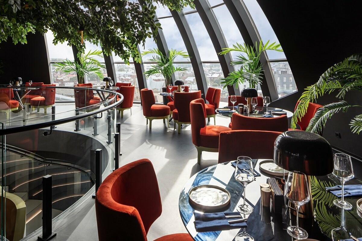 5 ексклюзивних залів CLOUD no.7 Panorama, фото-6