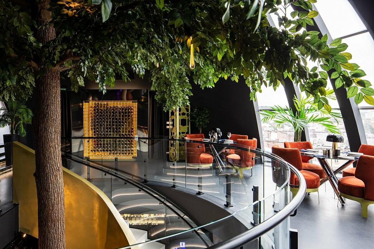 5 ексклюзивних залів CLOUD no.7 Panorama, фото-9